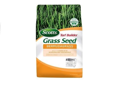Scotts Turf Builder Grass Seed Bermuda Grass
