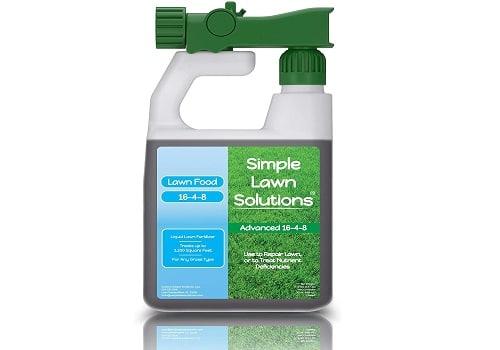 Advanced Lawn Food Quality Liquid Fertilizer Spray