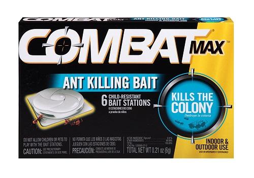 Combat Max Ant Killing Bait Stations