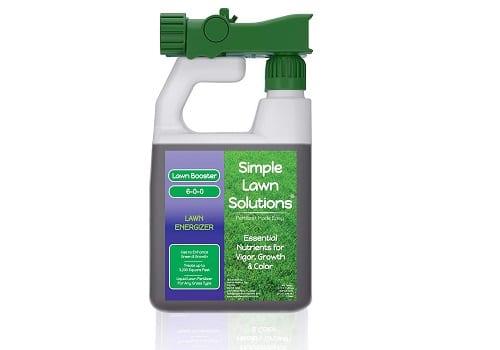 Commercial Grade Grass Booster Lawn Fertilizer