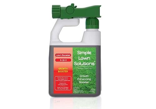 Quality Liquid Spray For Grass Growth & Lawn Fertilizer