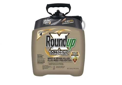Roundup Extended Control Weed & Grass Killer Preventer