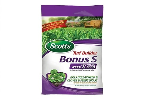 Scotts Turf Builder Bonus S Southern Weed & Feed