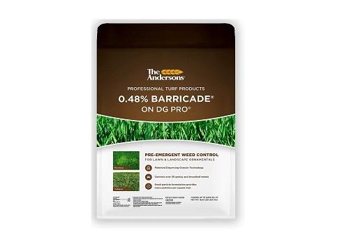 The Andersons Granular Pre Emergent bermuda Weed Control