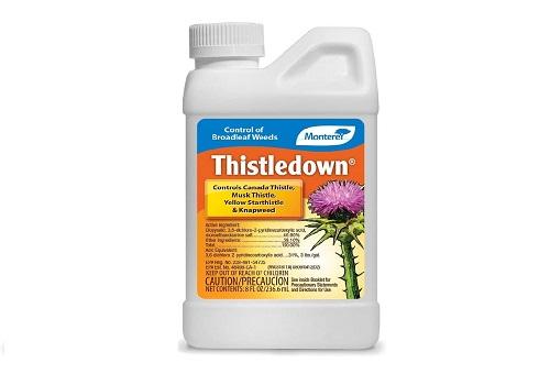 Monterey LG5482 Thistledown Weed Killer For Thistle