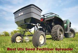 Best Utv Seed Fertilizer Spreader