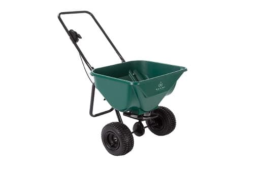 Pure Garden Rotary Spreader For Your Lawn