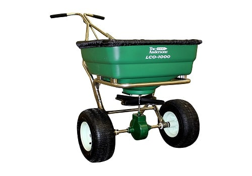 The Andersons Rotary Fertilizer or Ice Melt Spreader