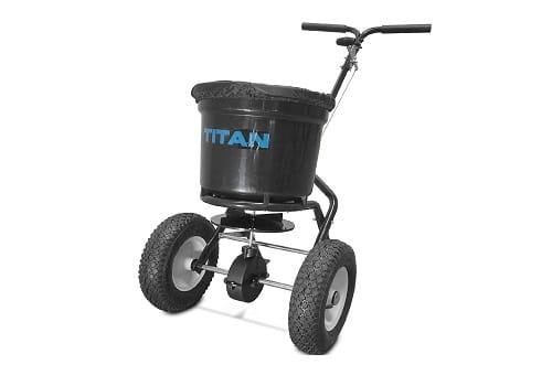 Titan Attachments Broadcast Fertilizer Spreader